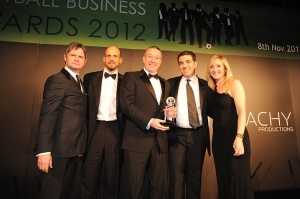 Football Business Awards 2012