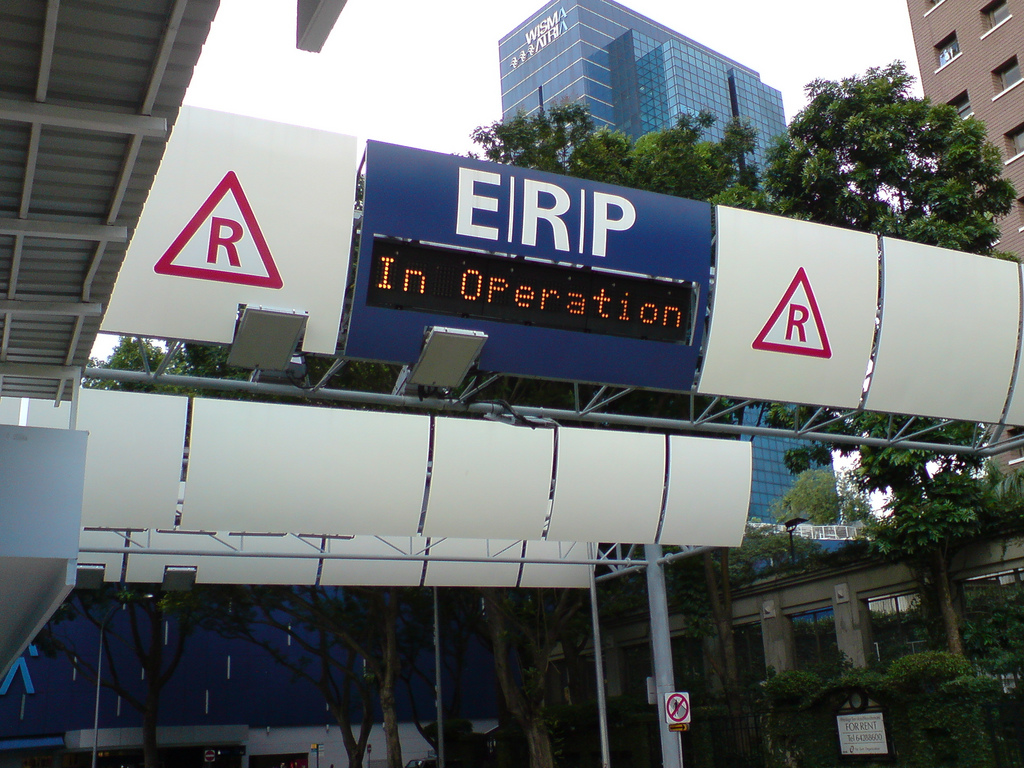 ERP in Operation