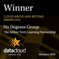 C24 data centre hosting award
