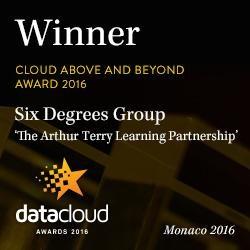 C24 data centre hosting award